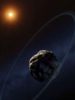 Planetary ring modelling goes full circle