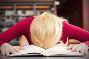 Nodding off in a dull class? Blame the neurons