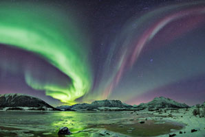 Pulsating auroras from a chorus wave