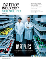 Nature Index 2017 Science Inc.